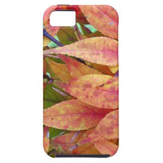 Autumn Leaf Pile Tough iPhone 5 Case