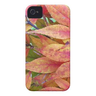 Autumn Leaf Pile iPhone 4 Case-Mate Case