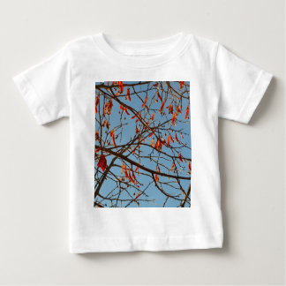 Autumn leafs baby T-Shirt