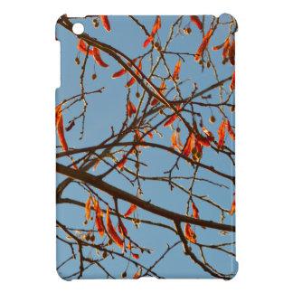 Autumn leafs case for the iPad mini