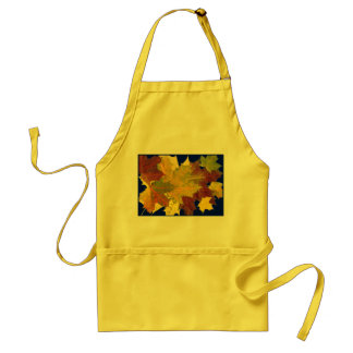 'Autumn Leaves' Apron