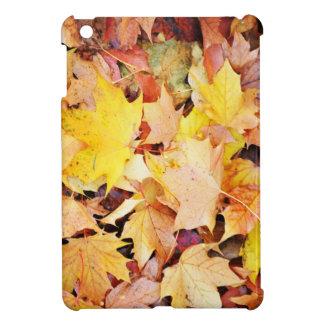 Autumn leaves case for the iPad mini
