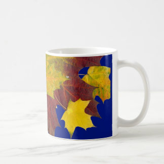 'Autumn Leaves' Coffee Mug
