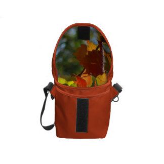 Autumn Leaves Commuter Bag