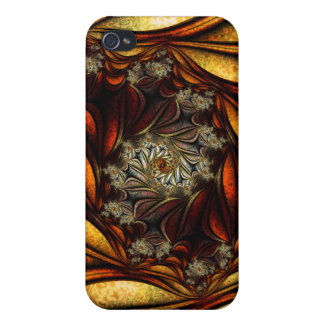 Autumn Leaves Cover For iPhone 4