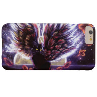 Autumn Leaves Fairy Cat Phone Case