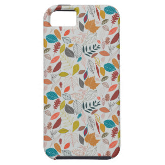 Autumn leaves golden sun case for the iPhone 5