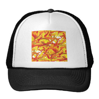 Autumn Leaves Trucker Hat