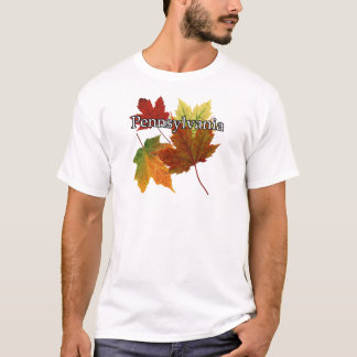 AUTUMN LEAVES IN PENNSYLVANIA T-Shirt