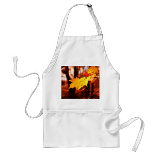 Autumn Leaves in the Poconos Aprons