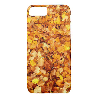 Autumn Leaves iPhone 7 Case