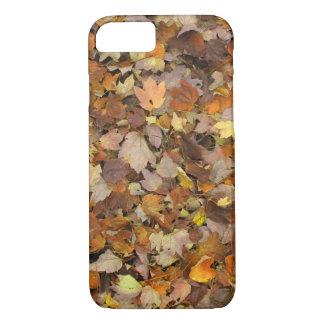 Autumn Leaves. iPhone 7 Case