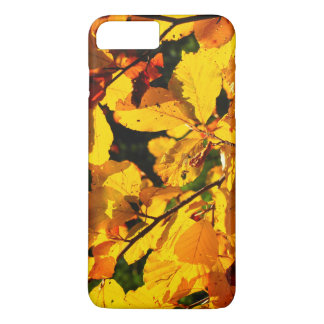 Autumn leaves iPhone 7 plus case