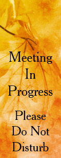 meeting in progress gifts gift ideas zazzle uk