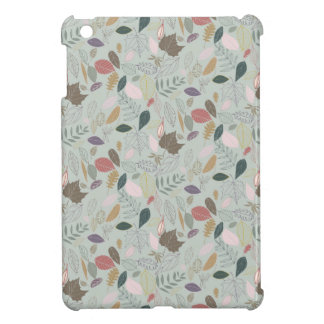 Autumn leaves morning mist case for the iPad mini