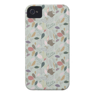 Autumn leaves morning mist Case-Mate iPhone 4 cases