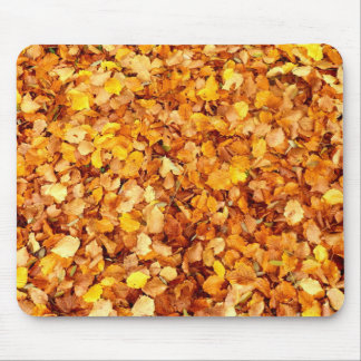 Autumn Leaves Mouse Mat