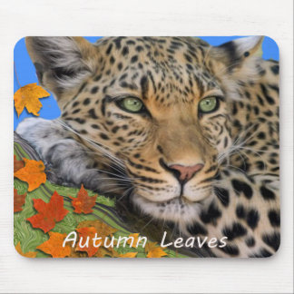Autumn Leaves. Mouse Pad