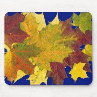 'Autumn Leaves' Mousepad