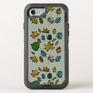 Autumn Leaves on Otterbox for the iPhone 6 OtterBox Defender iPhone 7 Case