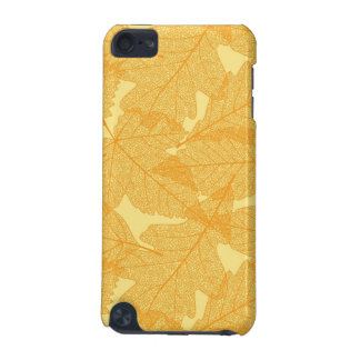 Autumn leaves pattern iPod touch 5G cover