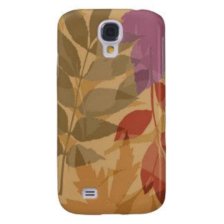 Autumn Leaves - Samsung Galaxy S4 Case