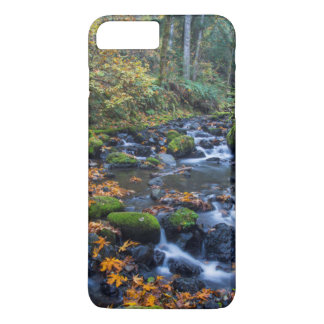 Autumn Leaves Scattered Along Gorton Creek iPhone 8 Plus/7 Plus Case