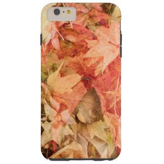 Autumn leaves tough iPhone 6 plus case