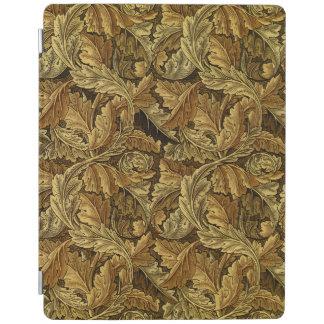 Autumn leaves William Morris pattern iPad Cover