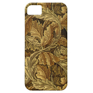 Autumn leaves William Morris pattern iPhone 5 Cover