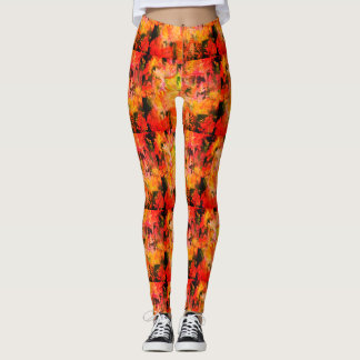 autumn leggings