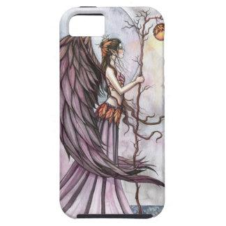 Autumn Light Gothic Fantasy Fairy Art Tough iPhone 5 Case