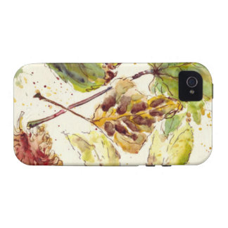 Autumn love Iphone Case Vibe iPhone 4 Cases
