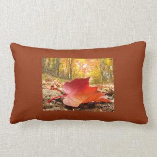 Autumn love lumbar cushion