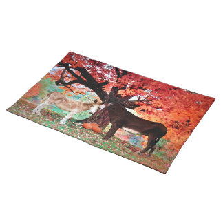 """Autumn Love"" Placemat"