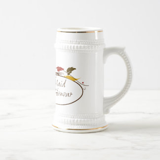 Autumn Maid of Honour Beer Steins
