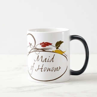 Autumn Maid of Honour Morphing Mug