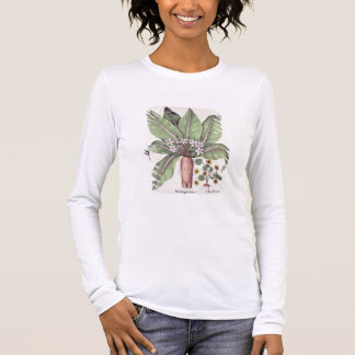 Autumn Mandrake, from the 'Hortus Eystettensis' by Long Sleeve T-Shirt