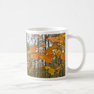 Autumn Maple Foliage Coffee Mug