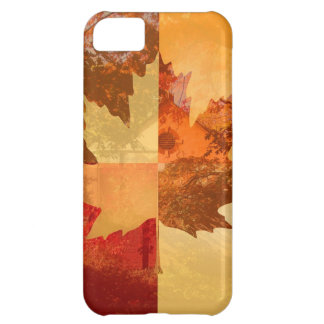 Autumn, Maple Leaf iPhone 5C Case