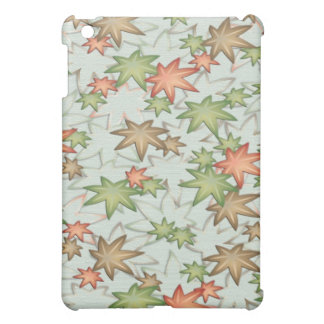Autumn maple leaves cover for the iPad mini