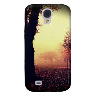 Autumn Melancholy Galaxy S4 Case