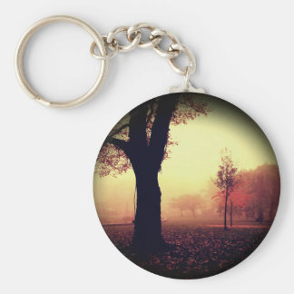 Autumn Melancholy Key Ring