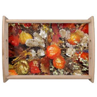 Autumn Memories - Serving Tray