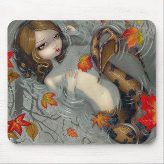 """Autumn Mermaid"" Mousepad"