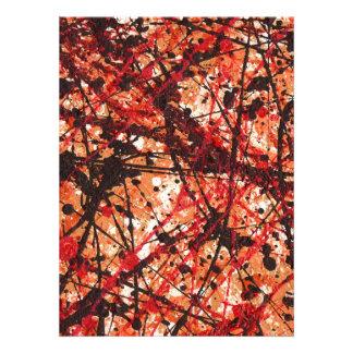 AUTUMN MIX (abstract art design) ~ Announcement