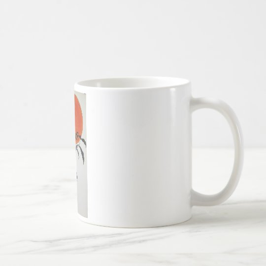 Autumn Moon by Piliero Coffee Mug