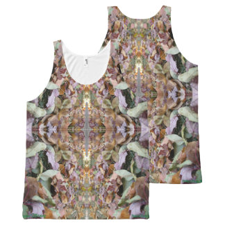 Autumn Morning 2 All-Over Print Tank Top