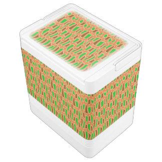 Autumn Mosaic 24 Can Cooler Igloo Cooler