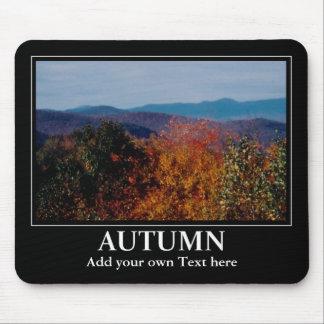 Autumn Motivation/ Inspire mousepad